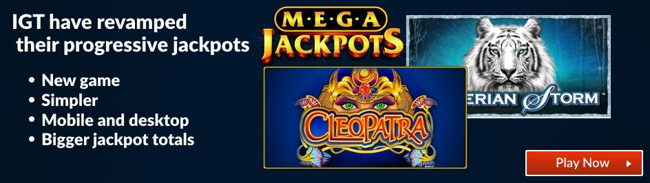 IGT Megajackpots